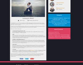 #8 for Design Freelancer.com's new Blog! by mjston