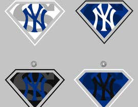 #63 for Design a Logo for NYY by SirSharky