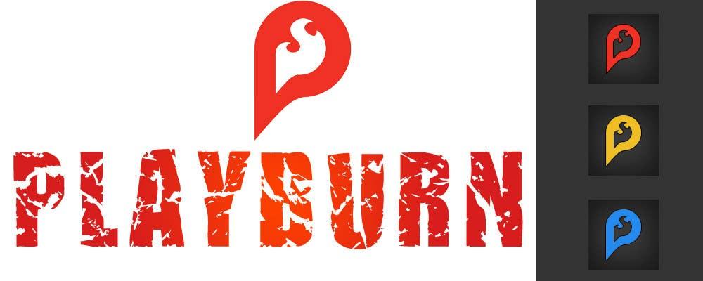 Inscrição nº                                         33                                      do Concurso para                                         Graphic Design for Playburn