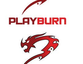 #66 para Graphic Design for Playburn por holyvink