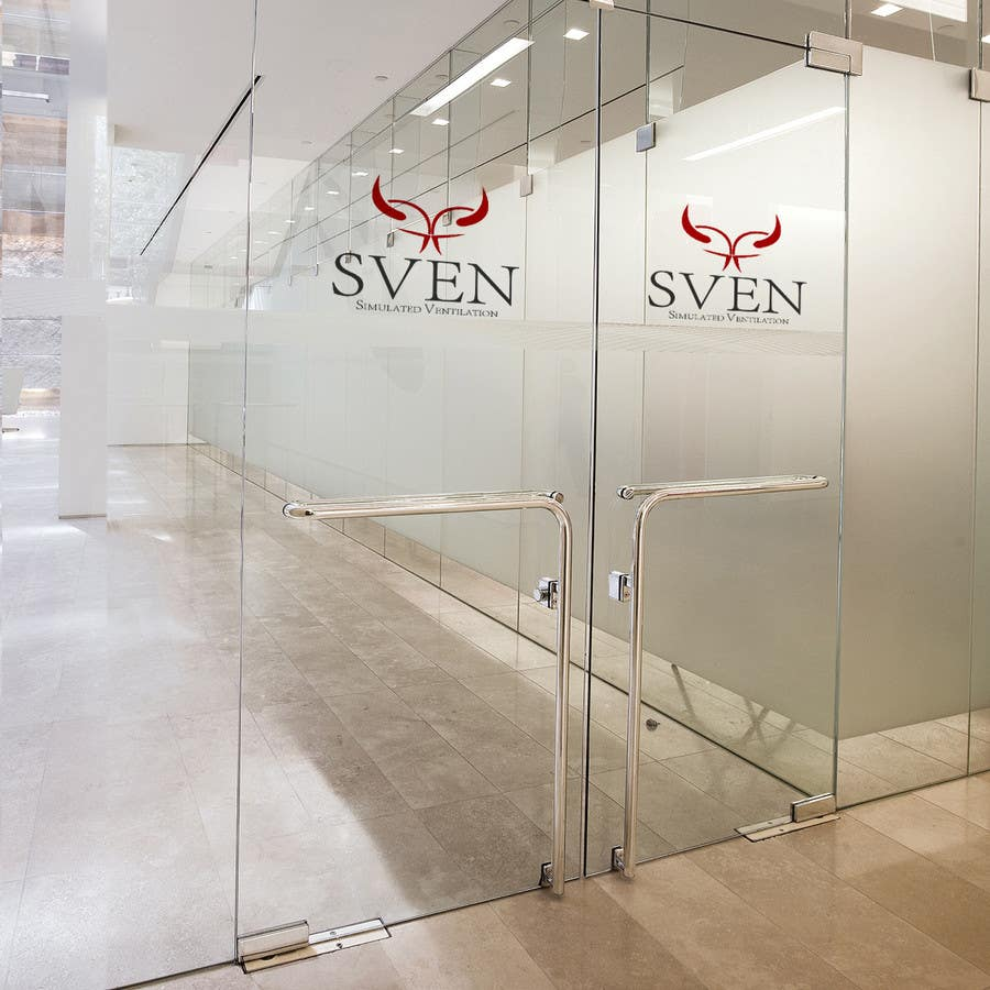 #82 for Design a Logo for SVEN - Simulated Ventilation by Krcello