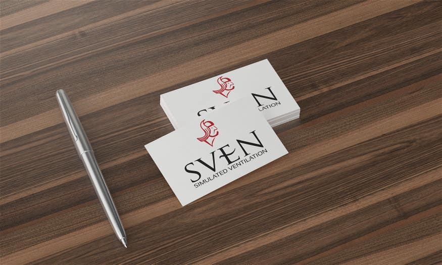 #88 for Design a Logo for SVEN - Simulated Ventilation by cjjuk