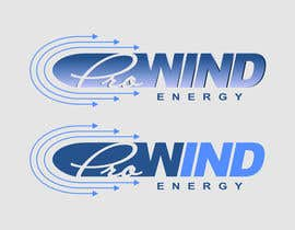 #441 for Logo Design for www.prowindenergy.com af dimitarstoykov