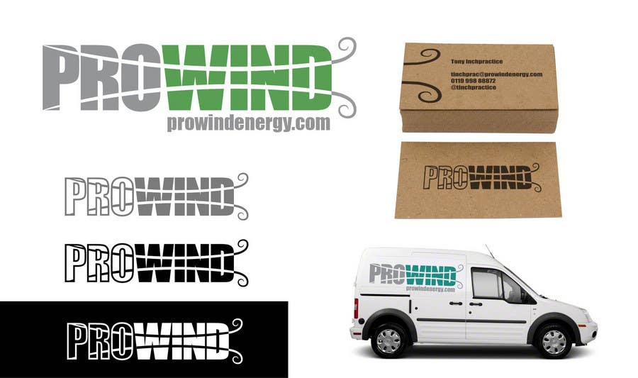 Contest Entry #                                        304                                      for                                         Logo Design for www.prowindenergy.com
