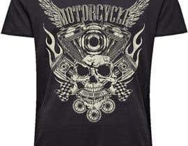 javierlizarbe tarafından AMAZING Tshirt Art Needed for Motorcycle Apparel Company için no 27