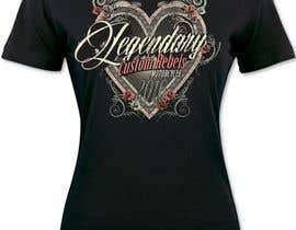javierlizarbe tarafından AMAZING Tshirt Art Needed for Motorcycle Apparel Company için no 55