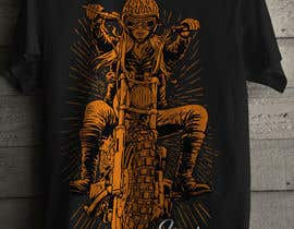 sawokecik28 tarafından AMAZING Tshirt Art Needed for Motorcycle Apparel Company için no 87