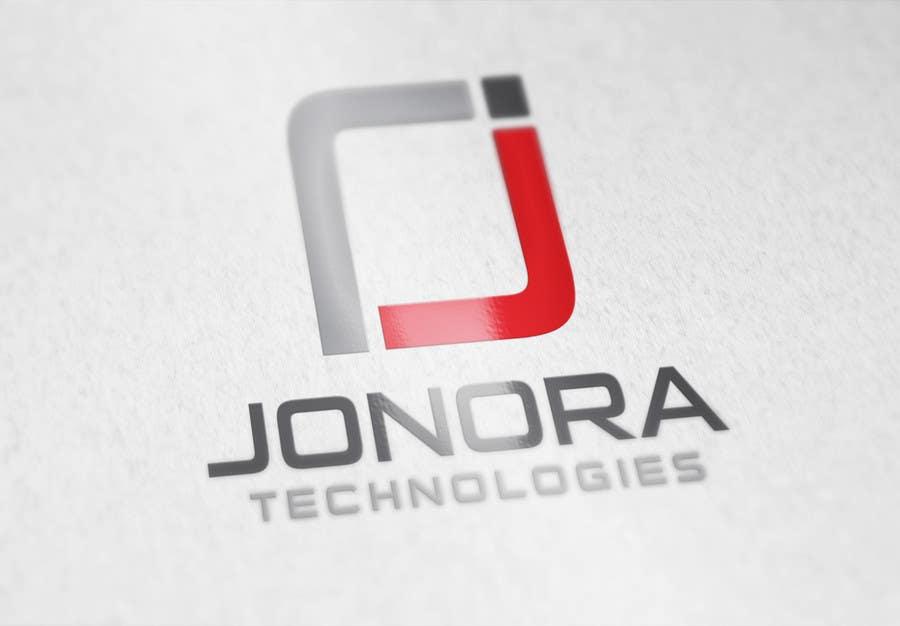 Konkurrenceindlæg #95 for Design a Logo for JONORA TECHNOLOGIES