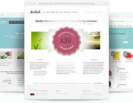 #3 for Designa a website model. by mizanurrahman20