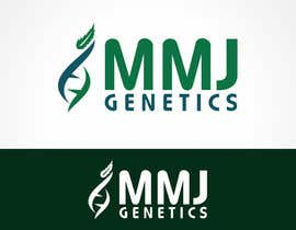 ulogo tarafından Graphic Design Logo for MMJ Genetics and mmjgenetics.com için no 56