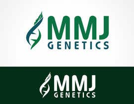 #50 для Graphic Design Logo for MMJ Genetics and mmjgenetics.com от ulogo