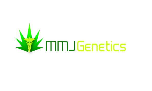 Inscrição nº                                         1                                      do Concurso para                                         Graphic Design Logo for MMJ Genetics and mmjgenetics.com