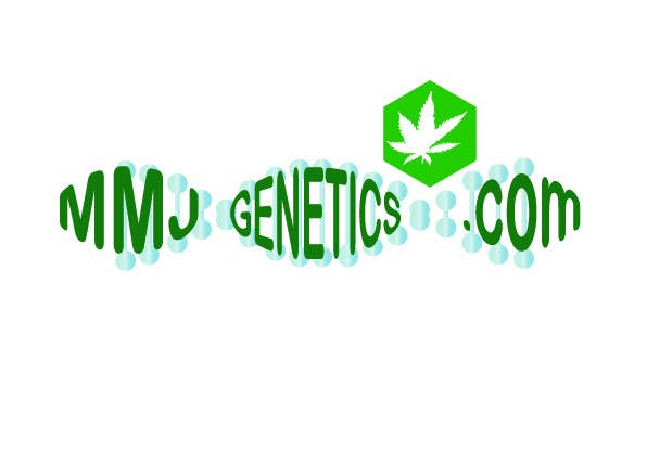 Inscrição nº                                         9                                      do Concurso para                                         Graphic Design Logo for MMJ Genetics and mmjgenetics.com
