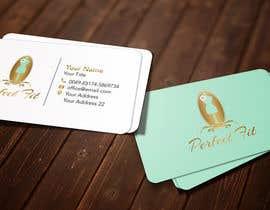 Nro 6 kilpailuun I need a classy logo & business card -- 1 käyttäjältä angelacini