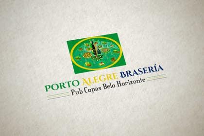 patelrajan2219 tarafından Design logo for Brasilian Restaurant için no 25
