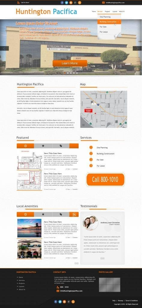 #6 for Design a Logo for Commercial Building by jp26198926