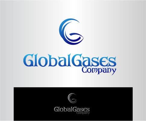 Penyertaan Peraduan #                                        77                                      untuk                                         Logo Design for Global Gases Company