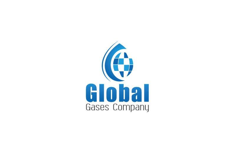 Inscrição nº 213 do Concurso para Logo Design for Global Gases Company
