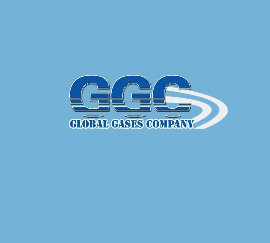 Penyertaan Peraduan #                                        198                                      untuk                                         Logo Design for Global Gases Company
