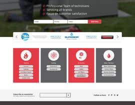 venky9291 tarafından redesign website layout için no 39