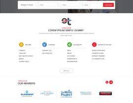 creative223 tarafından redesign website layout için no 27