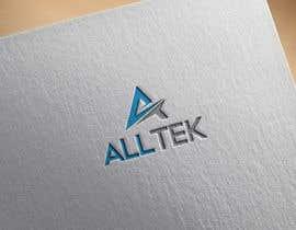 Nro 79 kilpailuun Design en logo for Alltek käyttäjältä hanifbabu84