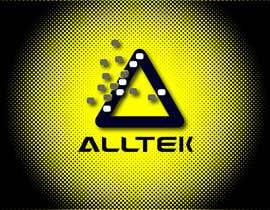 Nro 9 kilpailuun Design en logo for Alltek käyttäjältä makayus