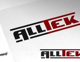 Nro 23 kilpailuun Design en logo for Alltek käyttäjältä Naumovski