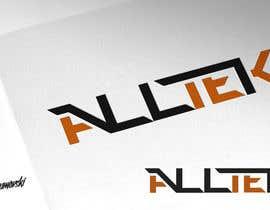 Nro 27 kilpailuun Design en logo for Alltek käyttäjältä Naumovski