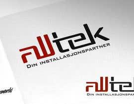 Nro 91 kilpailuun Design en logo for Alltek käyttäjältä Naumovski