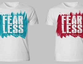 #73 for Design a T-Shirt - Fearless - Psalm 34:4 by ChristianJohn07
