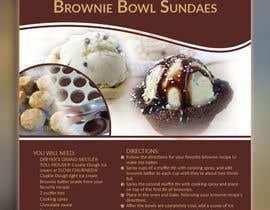 Nro 14 kilpailuun Brownie Bowl Sundaes käyttäjältä nuwantha2020