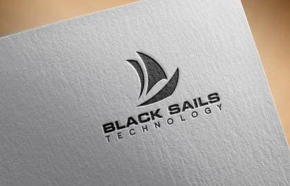 hunnychohan1995 tarafından Design a Logo for Black Sails Technology için no 93