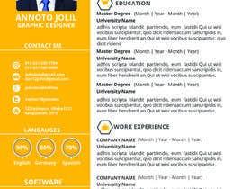 #9 для Make me a new CV / Resume от mdakasabedin