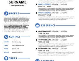 #16 для Make me a new CV / Resume от surajhemnani
