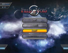 #4 untuk Game Design: A logo, menu and user interface for a new game oleh vikasjain06