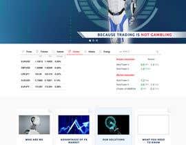 seadkara85 tarafından Need A Custom Homepage Design (Winner will get the rest of the job) için no 3