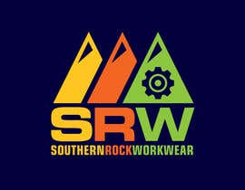 nº 6 pour Design a Logo for Southern Rock Workwear par wavyline