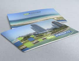 #16 untuk Design a 6/8 sided brochure for a real estate investment company in US oleh Brandwar