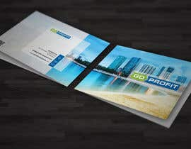 #17 untuk Design a 6/8 sided brochure for a real estate investment company in US oleh stniavla