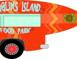 Nro 8 kilpailuun Design a Fun Food Park Logo! käyttäjältä mikemaldonado