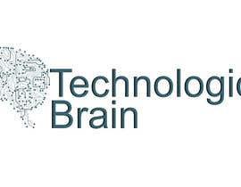 andreypereira tarafından Projetar Logo da empresa Technological Brain için no 22