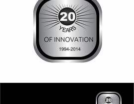 #73 for Design a Logo for 20th Anniversary of Motiv by Miksinka