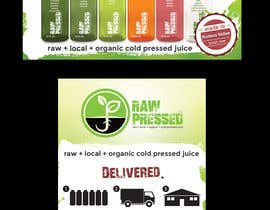 #24 for Design a Flyer for Cold Pressed Juice af samazran