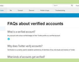 #2 for Get me Verified on Twitter by fo2shawy001