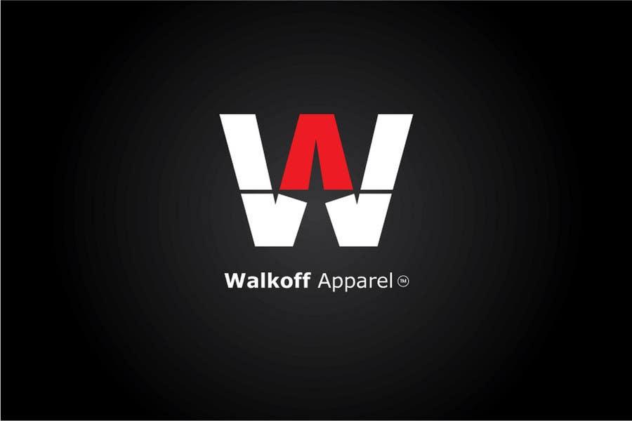 Příspěvek č. 18 do soutěže Logo Design for Walkoff Apparel