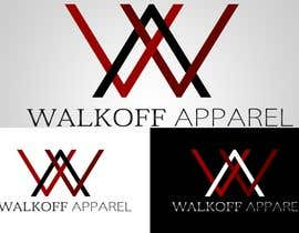 #284 para Logo Design for Walkoff Apparel de arunstudios