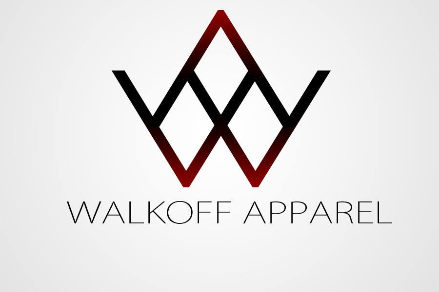 Конкурсная заявка №279 для Logo Design for Walkoff Apparel