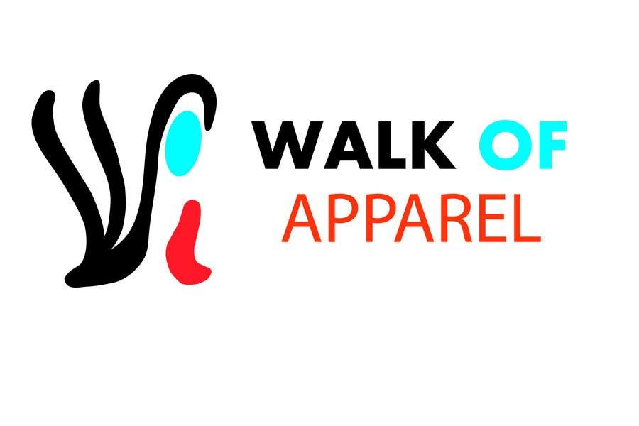Конкурсная заявка №289 для Logo Design for Walkoff Apparel