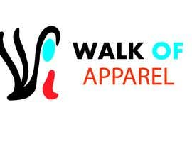 #289 para Logo Design for Walkoff Apparel de anupsatpati
